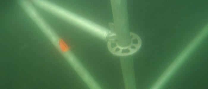 Underwater layher